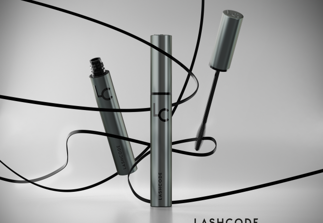 Lashcode mascara – the perfect image of eyelashes