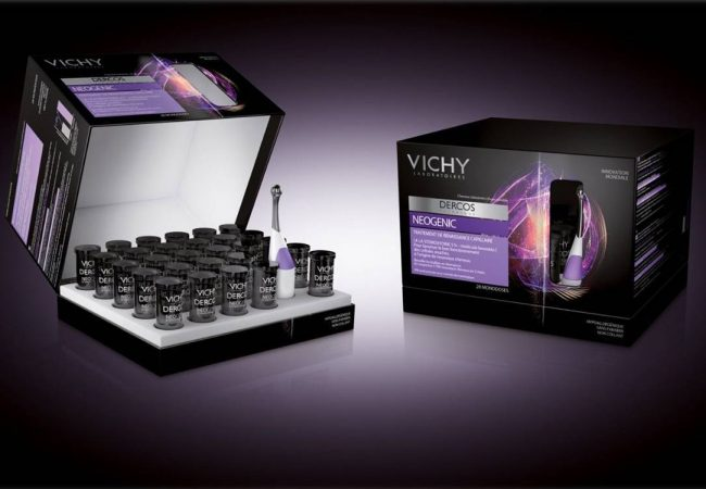 Vichy Decros Neogenic – something for hair growth.