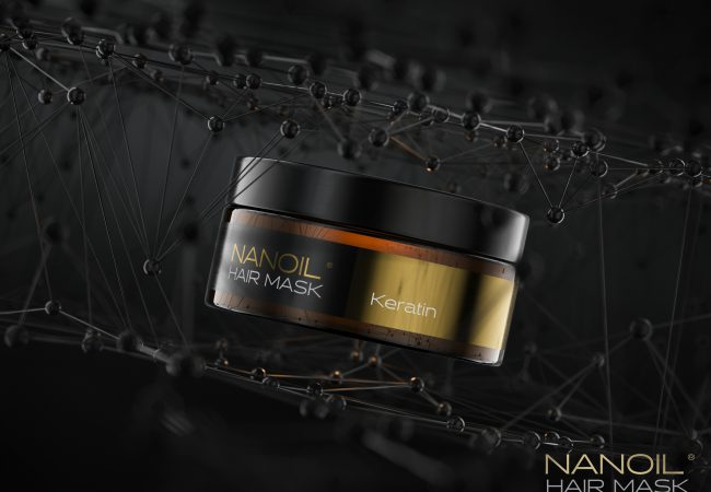 Nanoil Keratin Hair Mask: Gorgeous hair with no exceptions!