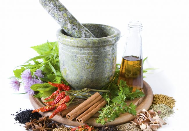 Ayurveda – The power of natural cosmetics.