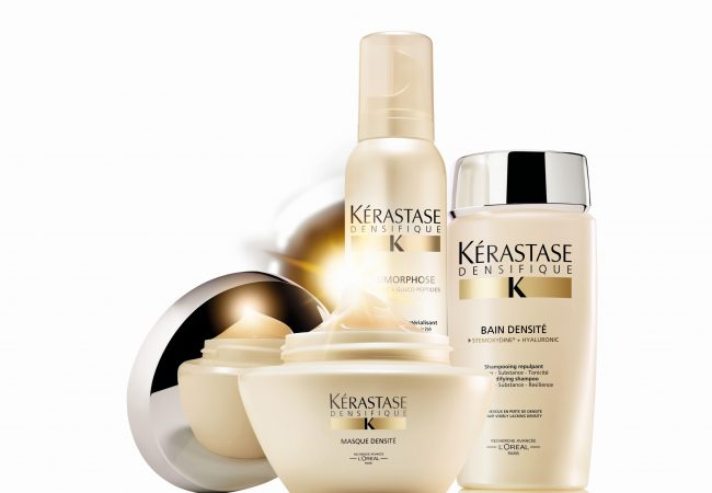 More hair in 3 months! Kerastase Paris Densifique Treatment.