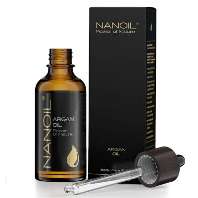 Nanoil - the best argan oil