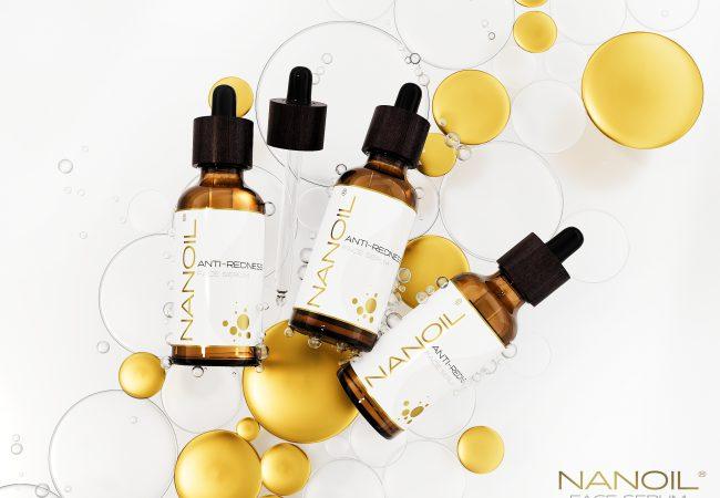 Nanoil Anti-Redness Face Serum: Made for couperose skin
